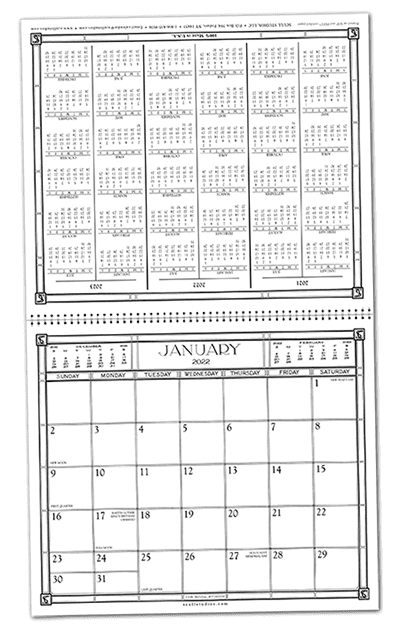 Scull-Craft Calendars